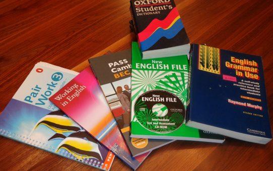 książki do angielskiego